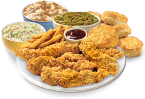 Popeyes family-meals