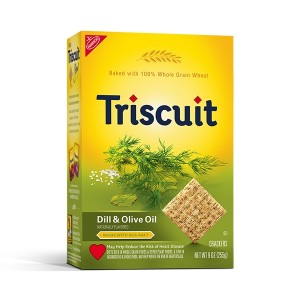Triscuit Dill, Sea Salt & Olive Oil