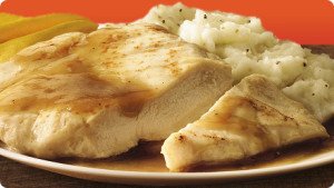Stouffer's Signature Classics Baked Chicken Breast.