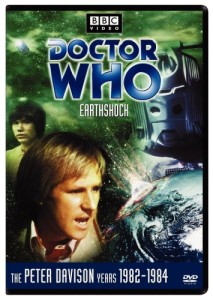 Doctor Who: Earthshock DVD