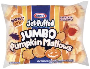 Kraft Jet-Puffed Jumbo Pumpkin Mallows