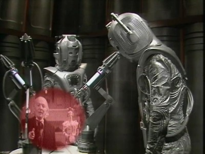 x02 Playing recording of first Doctor
