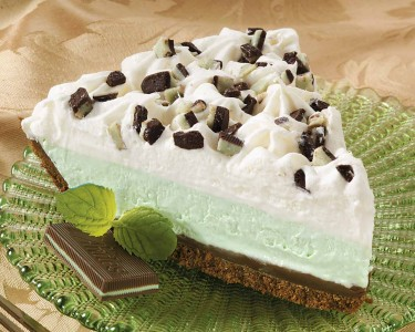Mint Creme Pie