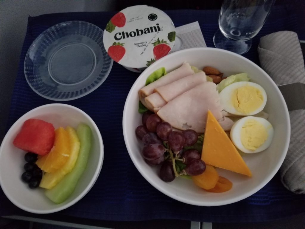 Cold Protein Platter