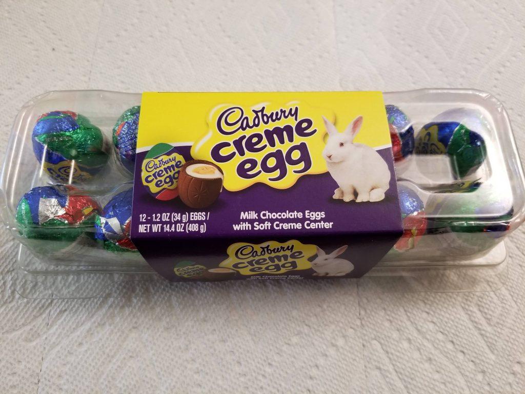 Cadbury Creme Eggs